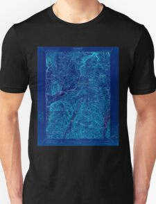 New York NY Winfield 144515 1907 62500 Inverted T-Shirt