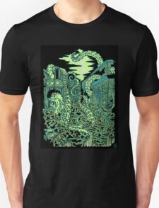 Octopus Havoc! T-Shirt