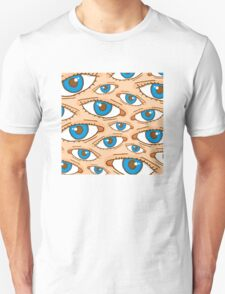 Big brother eye texture T-Shirt