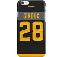 Philadelphia Flyers Claude Giroux NHL All-Star Black Jersey Back Phone Case iPhone Case/Skin