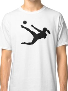 Women soccer Classic T-Shirt