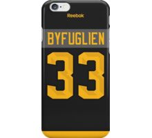 Winnipeg Jets Dustin Byfuglien NHL All-Star Black Jersey Back Phone Case iPhone Case/Skin