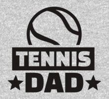 Tennis dad Kids Clothes