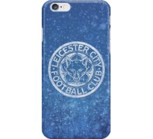 Leicester City F C snow iPhone Case/Skin