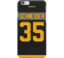 New Jersey Devils Cory Schneider NHL All-Star Black Jersey Back Phone Case iPhone Case/Skin