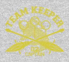 Quidditch - Team Keeper Kids Clothes