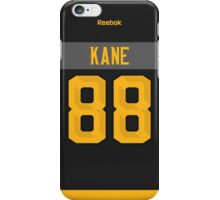 Chicago Blackhawks Patrick Kane NHL All-Star Black Jersey Back Phone Case iPhone Case/Skin