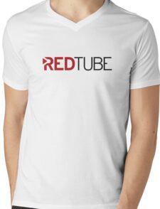 REDTUBE HAMSTER Mens V-Neck T-Shirt