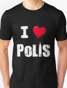 The 100 - I Love Polis T-Shirt