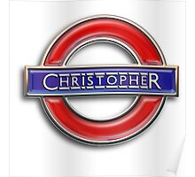 Christopher Poster