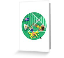 From Above: Australia Day Greeting Card