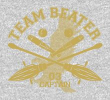 Quidditch - Team Beater Kids Clothes