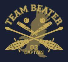 Ravenclaw - Quidditch - Team Beater by aurorpotter
