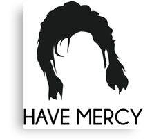 Have Mercy! - Uncle Jessie - Full House Canvas Print