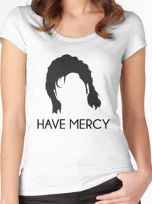 Have Mercy! - Uncle Jessie - Full House Women's Fitted Scoop T-Shirt