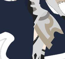 Corrin (Female) - Fire Emblem: Fates Sticker