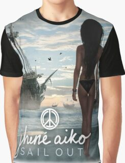"""Sail Out"" EP Cover (2013) Graphic T-Shirt"