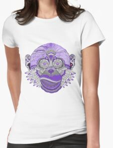 Purple Funky Monkey T-Shirt