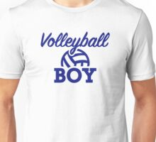 Volleyball boy Unisex T-Shirt