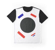 The Capitalist Black Square Graphic T-Shirt