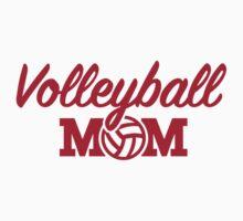 Volleyball mom by Designzz