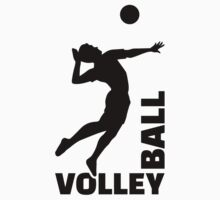 Volleyball player by Designzz