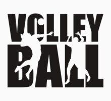 Volleyball by Designzz