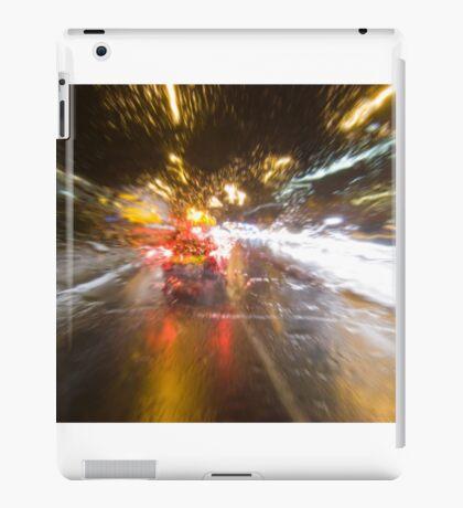 Driving Rain iPad Case/Skin
