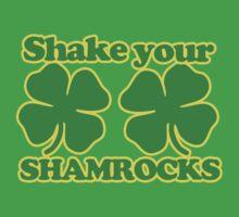 Shake your shamrocks  by Boogiemonst