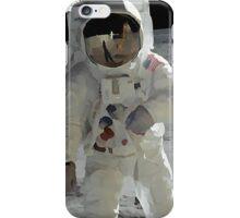 Moon Walk - Apollo Astronaut iPhone Case/Skin