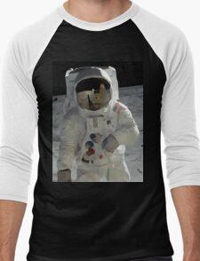 Moon Walk - Apollo Astronaut Men's Baseball ¾ T-Shirt