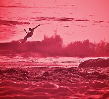 California Surf Pink by Valerie Rosen