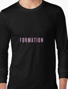 Formation 2 Long Sleeve T-Shirt