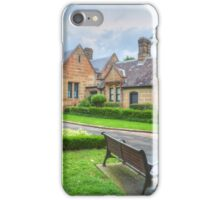 Gardeners Lodge & Garden iPhone Case/Skin