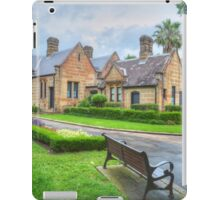 Gardeners Lodge & Garden iPad Case/Skin