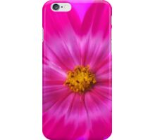 World of Hot Pink - Cosmos iPhone Case/Skin