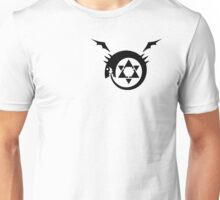 Fullmetal Alchemist - Homonculus Insignia (Black) Unisex T-Shirt