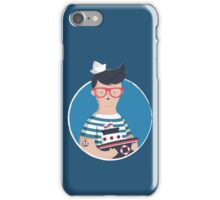 Funny Sailor iPhone Case/Skin