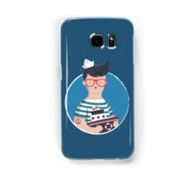Funny Sailor Samsung Galaxy Case/Skin
