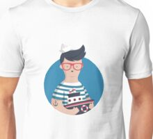 Funny Sailor Unisex T-Shirt