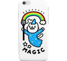 Magical Wizard Cat iPhone Case/Skin
