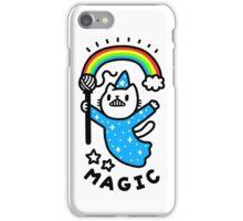 Magical Wizard Cat iPhone Case/Skin