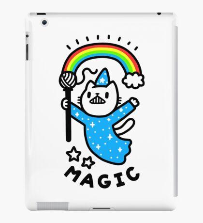 Magical Wizard Cat iPad Case/Skin