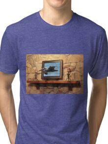 Great Escape Tri-blend T-Shirt