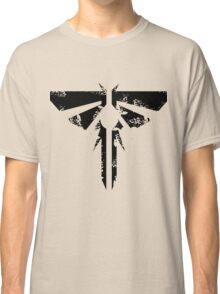 The Last of Us Grunge Firefly Emblem Classic T-Shirt