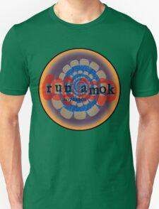 run amok - blue tentacle  T-Shirt