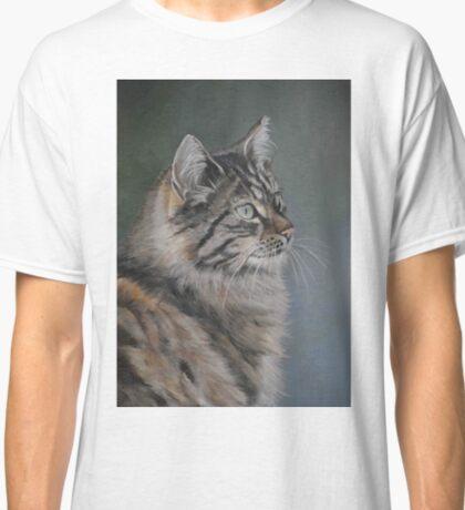 Domestic Cat Classic T-Shirt