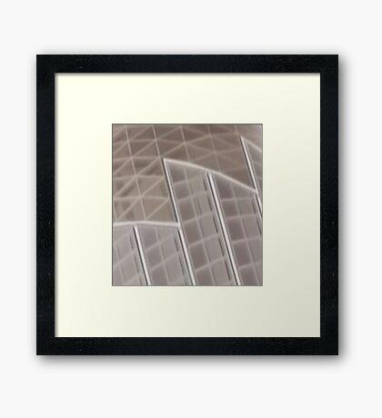 Exa 1 Framed Print