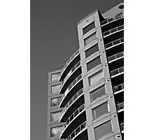HIghrise BW Photographic Print
