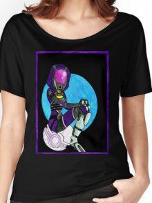Mass Effect Tali Women's Relaxed Fit T-Shirt